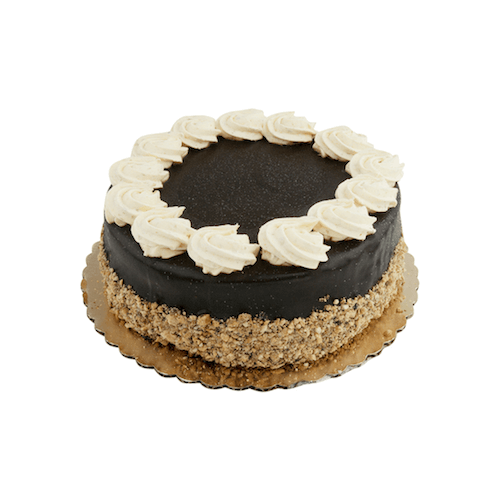 "8"" Capuccino Cake - World of Chantilly"