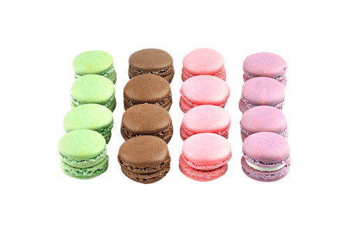 Macarons - World of Chantilly