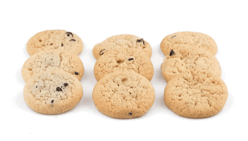 Kosher for Passover Chocolate Chip Cookies - World of Chantilly