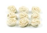 Kosher for Passover Marzipan Roses - World of Chantilly