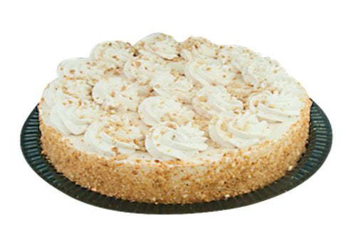 "10"" Kosher for Passover Praline Cake - World of Chantilly"