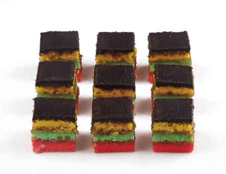 Kosher for Passover Rainbow Cookies - World of Chantilly
