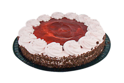 "10"" Kosher for Passover Raspberry Mirror Cake - World of Chantilly"