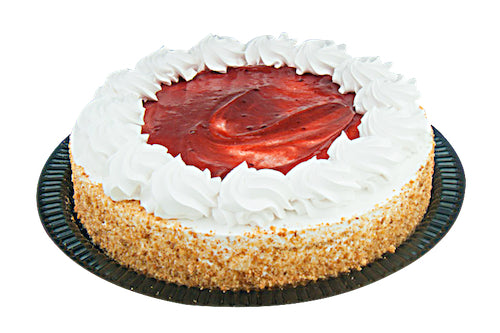 "10"" Kosher for Passover Strawberry Shortcake - World of Chantilly"