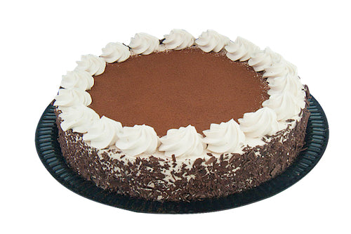 "10"" Kosher for Passover Tiramisu Cake - World of Chantilly"