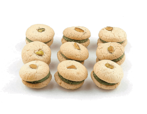 Kosher for Passsover Pistachio Graybe - World of Chantilly