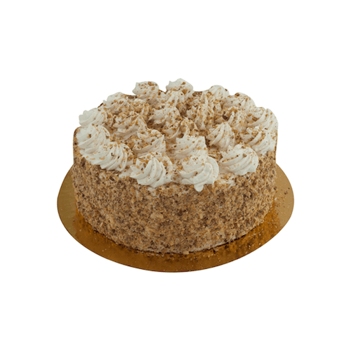 "8"" Praline Cake - World of Chantilly"