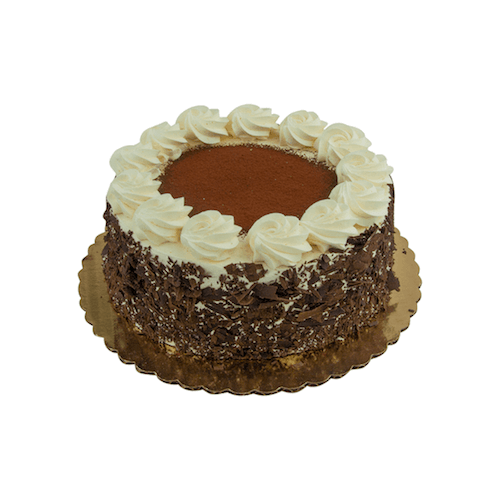 "8"" Tiramisu Cake - World of Chantilly"