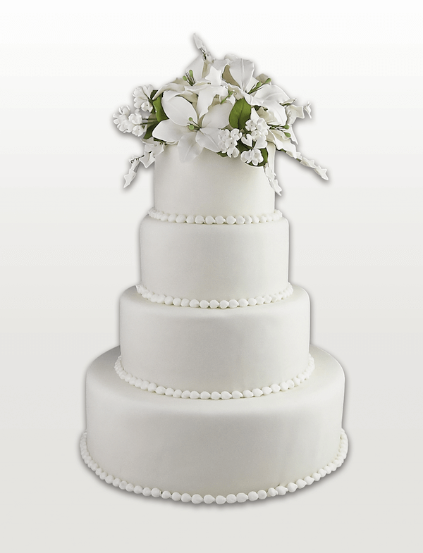 Wedding Cake - World of Chantilly
