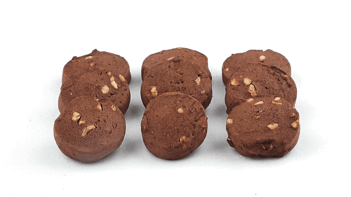 Chocolate Hazelnut Cookies - World of Chantilly