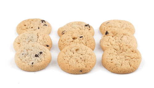 Mini Chocolate Chip Cookies - World of Chantilly
