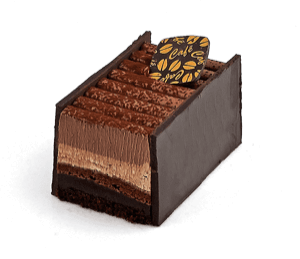 Chocolate Coffee Terrine - World of Chantilly