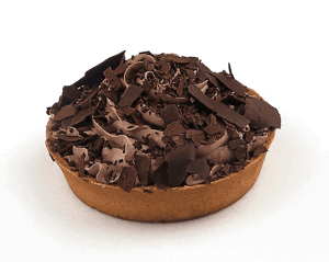 Chocolate Mousse Tart - World of Chantilly