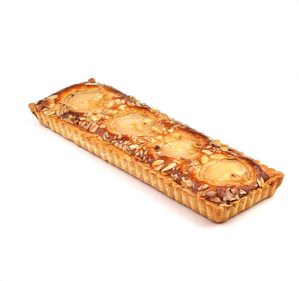 World of Chantilly - Kosher Bakery Brooklyn - Peach Almond Strip