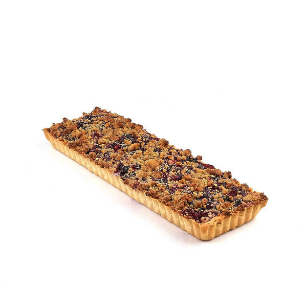 Blueberry Crumb Strip - World of Chantilly