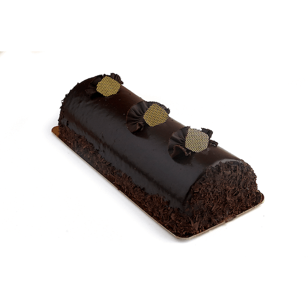 Chocolate Mousse Log - World of Chantilly