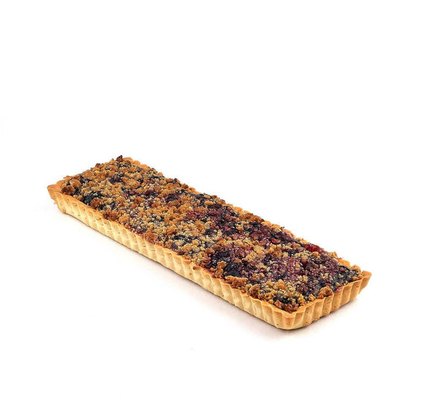 Cranberry Crumb Strip - World of Chantilly