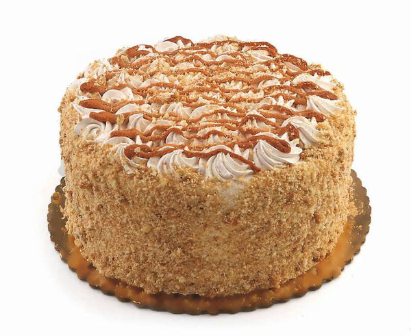 Mile High Praline Cake - World of Chantilly