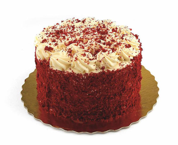 Mile High Red Velvet Cake - World of Chantilly