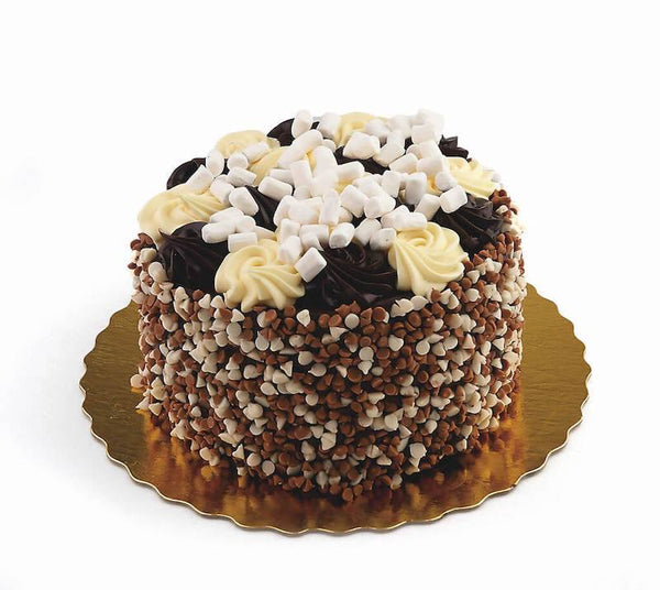 Mile High Rocky Road Cake - World of Chantilly