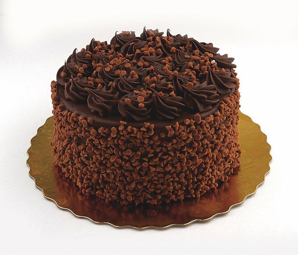 Mile High Truffle Cake - World of Chantilly