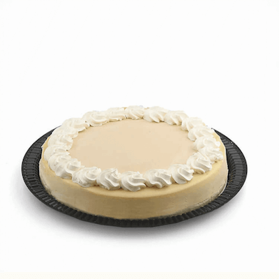 Parve Caramel Cheesecake - World of Chantilly