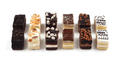 Mini French Pastries 4 - World of Chantilly