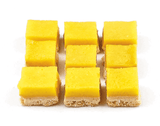 Mini Lemon Curd Squares
