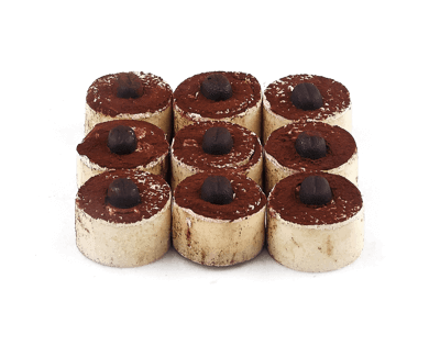 Mini Tiramisu - World of Chantilly