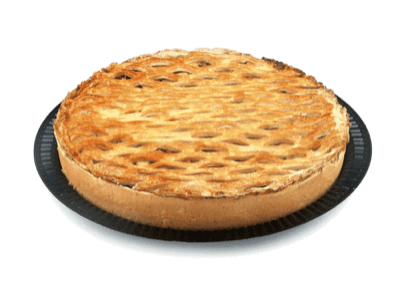 "10"" Apple Pie - World of Chantilly"