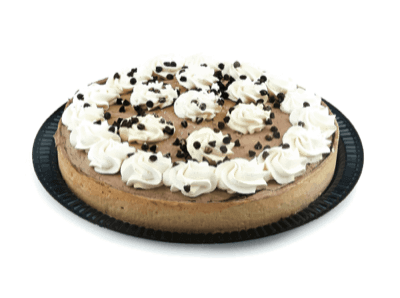 "10"" Chocolate Cream Pie - World of Chantilly"