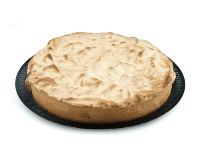 "10"" Lemon Meringue Pie - World of Chantilly"