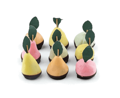 Marzipan Fruit - World of Chantilly