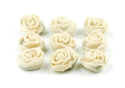 Marzipan Rose - World of Chantilly