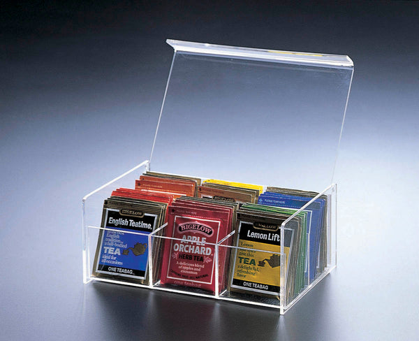 Acrylic Tea Box