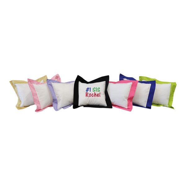 Border Throw Pillows