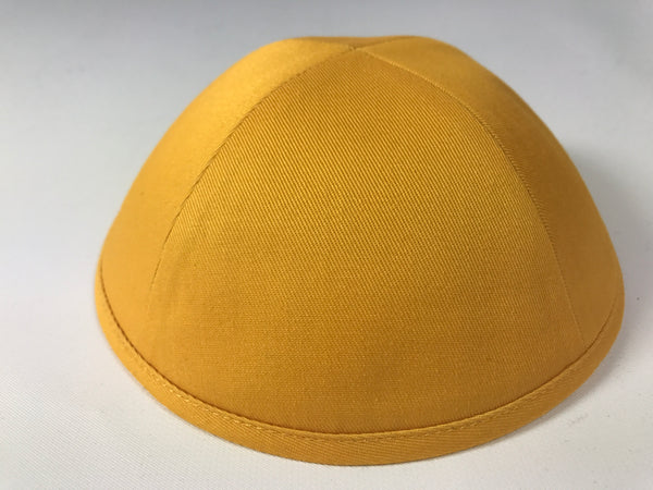 iKippah Mustard Cotton