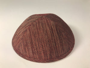 iKippah Metallic Burgundy