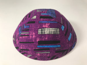 iKippah Raising the Bar Purple