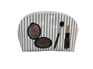 Cosmetic Applique Makeup Bag