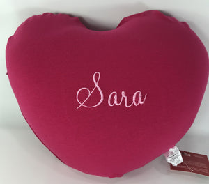 Sara Heart Pillow