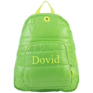 Mini Puffer Backpack