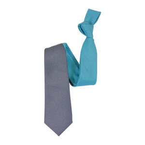 Two Tone Young Boy Tie