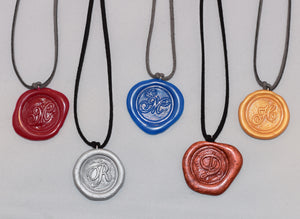 Wax Seal Necklace