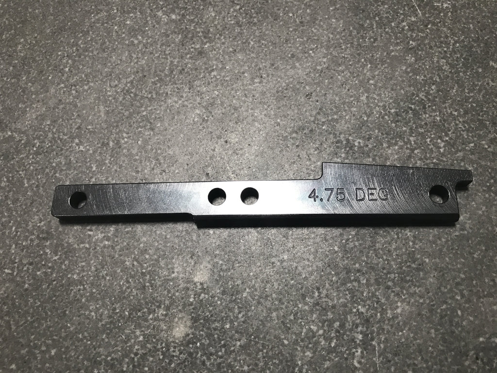 Cummins Timing Wedge Tool ISX QSX Same As 3163021 Cam Timing Tool 4 75  Degrees