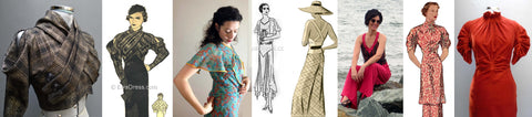 EvaDress 1930's Pattern Challenge!