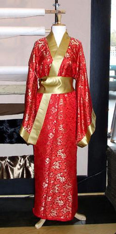 Early 1920's Japanese Kimono, originally by Butterick.