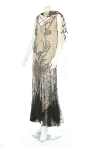 1930 Evening Gown