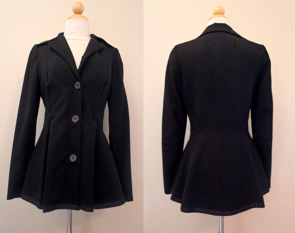1940 Fitted Jacket C40-1284