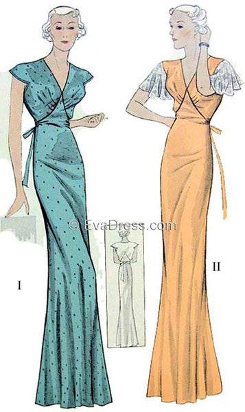 1935 Nightgowns NL30-1402